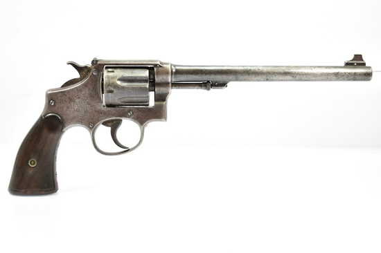 1907 Smith & Wesson, 38 Hand-Ejector, 38 Special cal., Revolver, SN - 106688