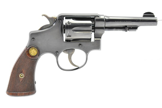 1920's Smith & Wesson, Model Of 1905, 32-20 Win Cal., Revolver, SN - 79238