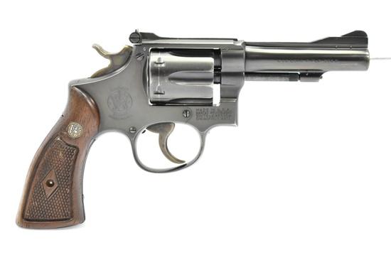 1952 Smith & Wesson, K-22 Masterpiece, 22 LR Cal., Revolver, SN - K162273
