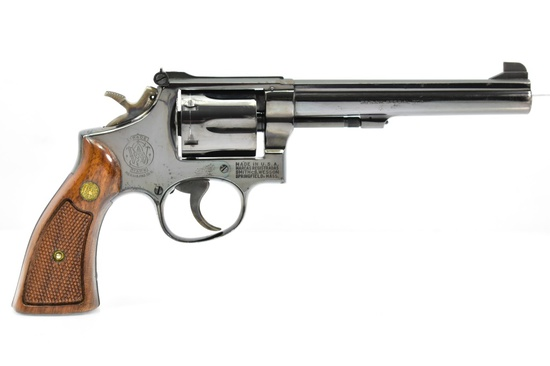 1970 Smith & Wesson, Model 14-3, 38 Special Cal., Revolver, SN - 1K30552