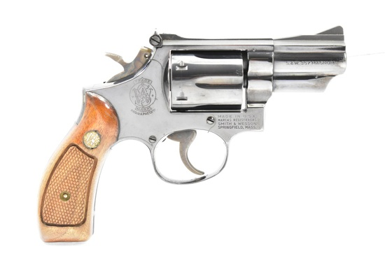 1973 Smith & Wesson, Model 19-3, 357 Magnum Cal., Revolver, SN - 5K11060