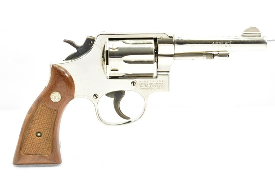 "1978 Smith & Wesson, Model 12-3 ""Airweight"", 38 Special Cal., Revolver, SN - 3D64270"