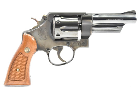 1980 Smith & Wesson, Model 520, 357 Magnum Cal., Revolver, SN - N558753