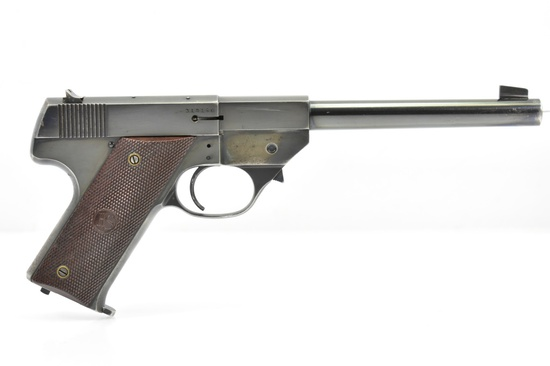 1948 High Standard, Model GB, 22 LR Cal., Semi-Auto (First Year Production), SN - 318160