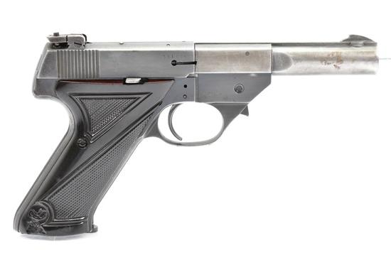 1951 High Standard, Supermatic, 22 LR Cal., Semi-Auto, SN - 391836