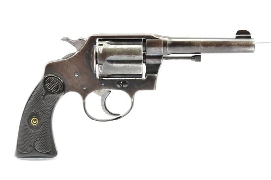 1922 Colt, Police Positive Special, 38 Spl Cal., Revolver, SN - 261934