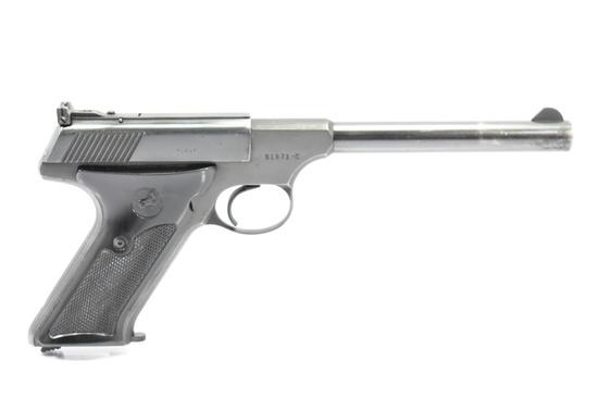 1955 Colt, Huntsman, 22 LR Cal., Semi-Auto, First Year Production, SN - 91971-C