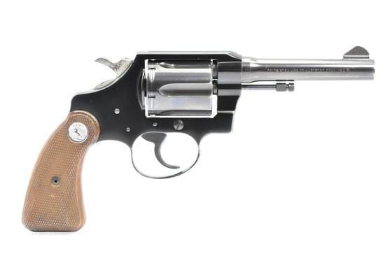 1957 Colt, Cobra, 38 Spl Cal., Revolver, SN - 63654