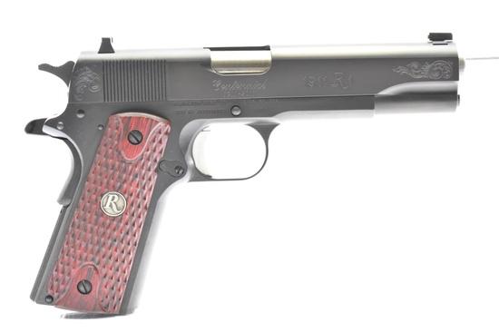 Remington, 1911 Centennial Edition, 45 ACP Cal., Semi-Auto In Hardcase, SN - JB19110062