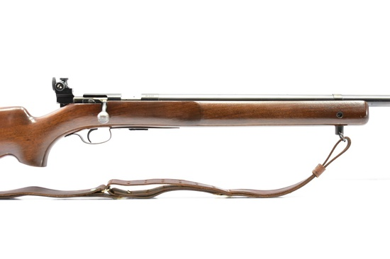 "1942 Winchester, Model 75  ""Target Rifle"", 22 LR Cal., Bolt-Action, SN - 30129"