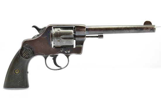 "1904 Colt, Model 1892 ""New Army"", 41 Long Colt Cal., Revolver, SN - 234911"