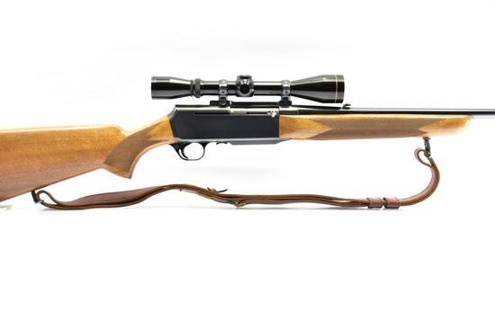 """1970 Browning Belgium, BAR """"High Power"""", 30-06 Sprg. Cal., Semi-Auto (Leupold Scope) SN - 26719M70"""