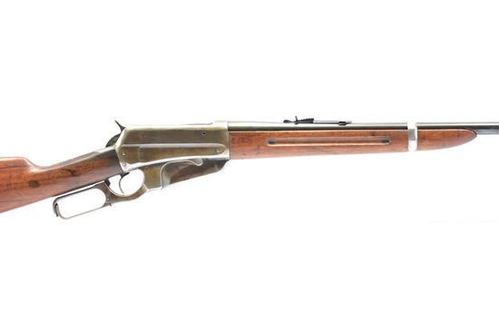 1901 Winchester, Model 1895 Carbine, 30 Army Cal. (30-40 Krag), Lever-Action, SN - 33660