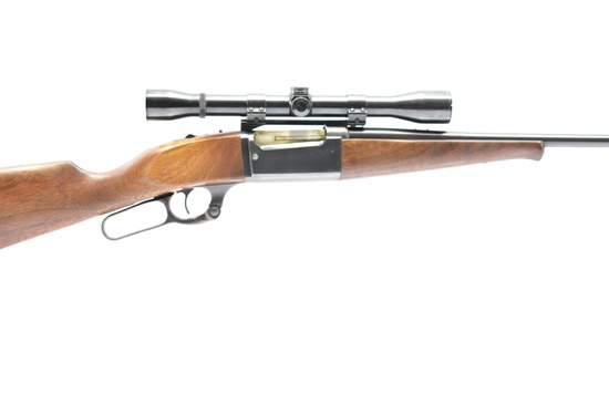 1951 Savage, Model 99A Series-A, 308 Win. Cal., Lever-Action, SN - E581610