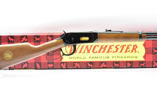 "1968 Winchester, 94 ""Illinois Sesquicentennial"", 30-30 Win Cal., Lever-Action (W/ Box) SN - IS23427"