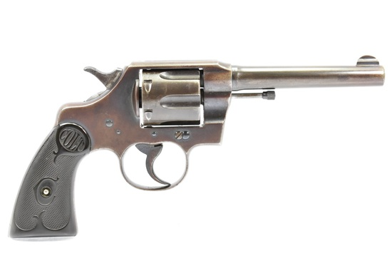 1923 Colt, Army Special, 32-20 W.C.F. Cal., Revolver, SN - 494241