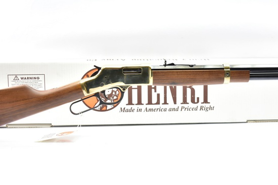 """Henry, """"Big Boy Classic"""", 44 Magnum/ 44 Special Cal., Lever-Action (W/ Box) SN - BB11817"""