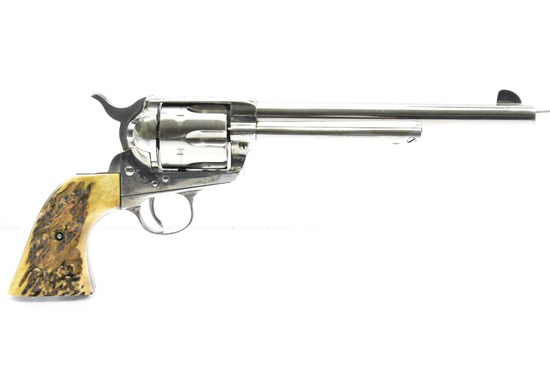 "1898 Colt, Single Action Army ""Cavalry Standard"", 45 Colt Cal., Revolver, SN - 181811"