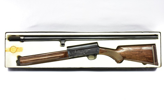 "1972 Browning Belgium, A-5 ""Magnum Twelve"", 12 Ga., Semi-Auto, (New In Box), SN - 72V13801"