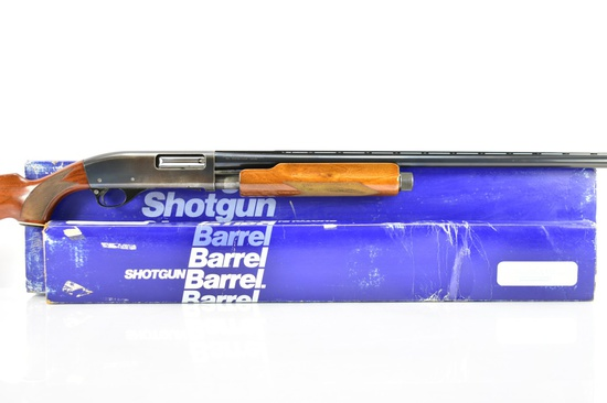 Circa 1983 Smith & Wesson, Model 3000, 12 Ga., Pump, W/ Barrel & Box, SN - FB77837