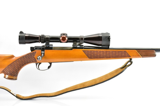 """1960 Sako, L579 """"Deluxe Forester"""", 243 Win. Cal. Bolt-Action, SN - 13445 (Leupold Scope)"""