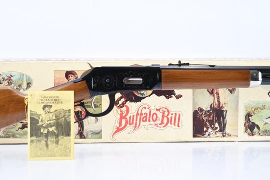 1968 Winchester, Buffalo Bill Commemorative , 30-30 Win. Cal., Lever-Action (New In Box)