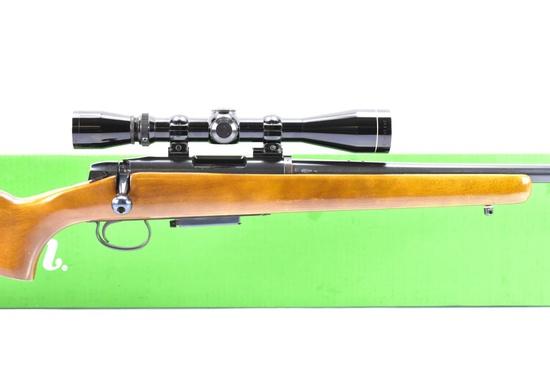 1978 Remington, Model 788, 222 Rem. Cal., Bolt-Action, W/ Box, SN - A6187551 (Leupold Scope)