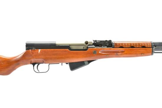 1980 Norinco, Type 56 Carbine SKS, 7.62X39 Cal., Semi-Auto, SN - 24111463