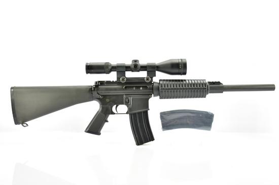 """DPMS, AR-15 """"Lo Pro Classic"""", 5.56 NATO Cal., Semi Auto, W/ Hardcase, SN - FH34028"""