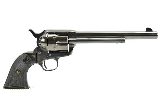 """1957 Colt, SAA """"Peacemaker"""" (2nd Gen.), 38 Special Cal., Revolver, SN - 16182SA (Numbers Matching)"""