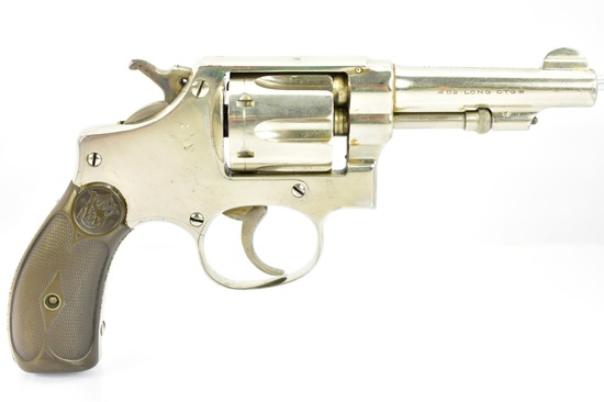 Circa 1917 Smith & Wesson, Hand Ejector, 3rd Model, 32 S&W Long Cal., Revolver, SN - 313771
