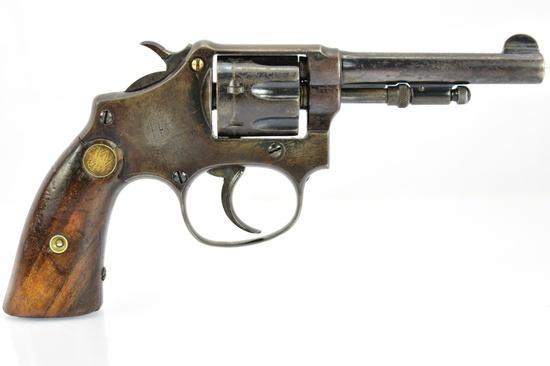 "Circa 1919 Smith & Wesson, Hand Ejector ""LadySmith"", 22 LR Cal., Revolver, SN - 21557"