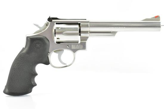 1986 Smith & Wesson, Model 66-2, 357 Magnum Cal., Revolver, W/ Hardcase, SN - AJF6776
