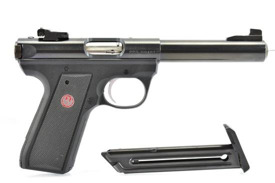 "Ruger, 22/45 Mark III ""Target"", 22 LR Cal., Semi-Auto, W/ Hardcase, SN - 228-59461"