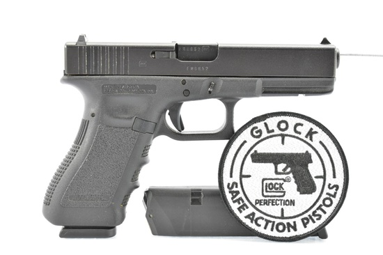 Glock, G22, 40 S&W Cal., Semi-Auto, W/ Hardcase & Accessories, SN - FMG652