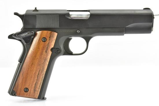 "Rock Island, M1911 ""GI Standard"", 45 ACP Cal., Semi-Auto, W/ Hardcase, SN - RIA944602"