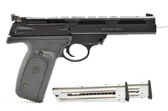 Smith & Wesson, Model 22A-1, 22 LR Cal., Semi-Auto, In Hardcase W/ Magazines, SN - UCJ9049