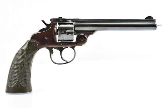 """Early 1900's H&R, 2nd Model """"Premier"""", 32 S&W Short Cal., Revolver"""