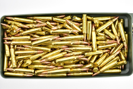 720 Rounds Of Federal 5.56 NATO/ 223 Rem. Caliber Ammo