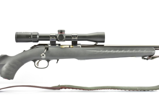 Ruger, Model 8321 American, 22 WMRF Cal., Bolt-Action, W/ Box, SN - 832-42224