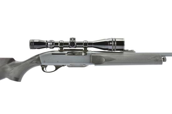 Remington, Model 7400 Synthetic, 243 Win. Cal., Semi-Auto, SN - B8406953