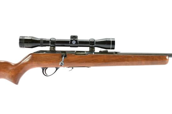 1966 Savage, Model 65M, 22 WMRF Cal., Bolt-Action