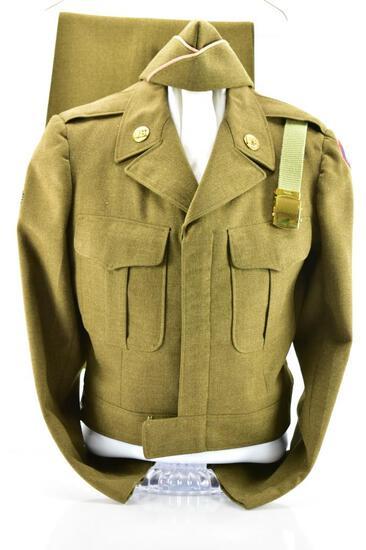 "WWII/ Korea U.S. Army ""Ike"" Uniform"