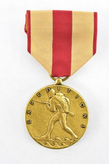 Circa WWII U.S. Marine Corps Expeditionary Medal