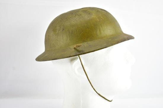 Early Childs British Brodie Helmet