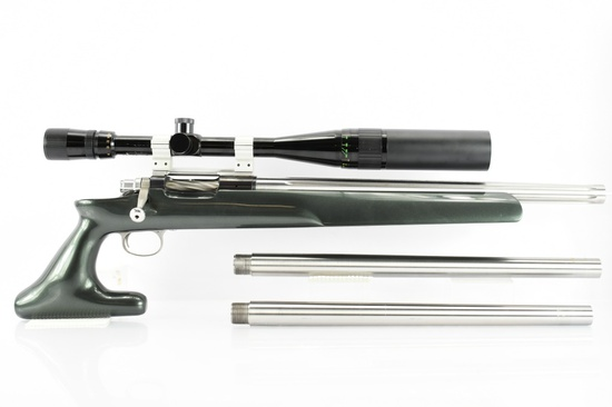 Custom Competition Remington XP-100, 6 Dasher/ 6 BR/ 22 BR Cal., Bolt-Action, SN - 8818