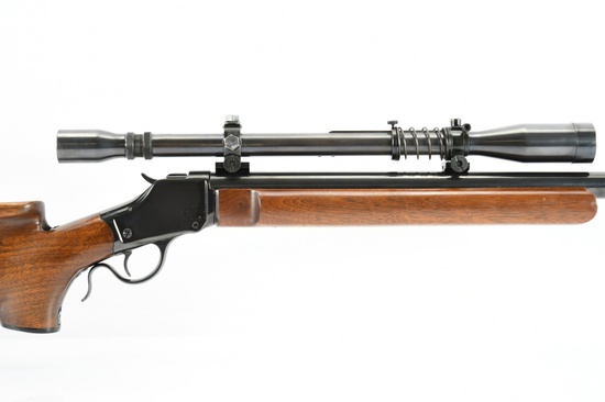 "Winchester, Model 1885 ""High-Wall"", 30-40 Krag Cal., Single Shot Rifle"