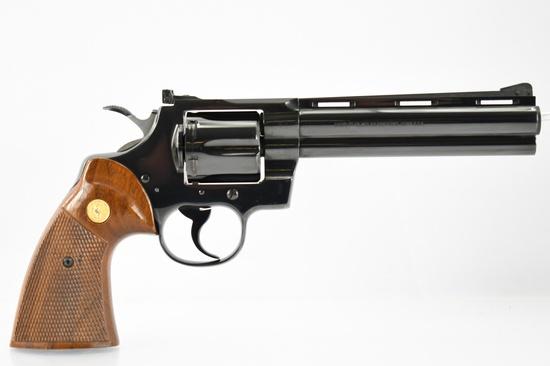1979 Colt, Python, 357 Magnum Cal., Revolver (W/ Original Box & Paperwork), SN - V44921