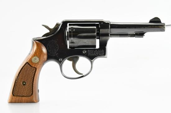 1976 Smith & Wesson, Model 10-5, 38 Spl. Cal., Revolver, SN - D837924