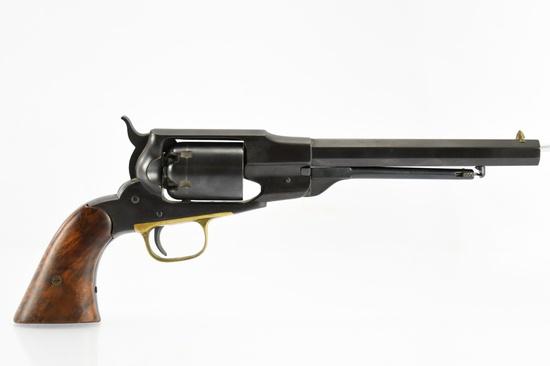 Circa 1860 Remington-Beals, Model 1858 Navy, 36 Cal., Black Powder Percussion Revolver, SN - 14520